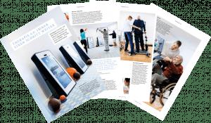 Pixformance - Klinik - moderne Rehabilitation Messbar besser - Medical Park Fachzeitschrift
