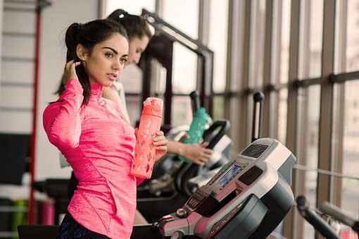 Fitness App für Frauen